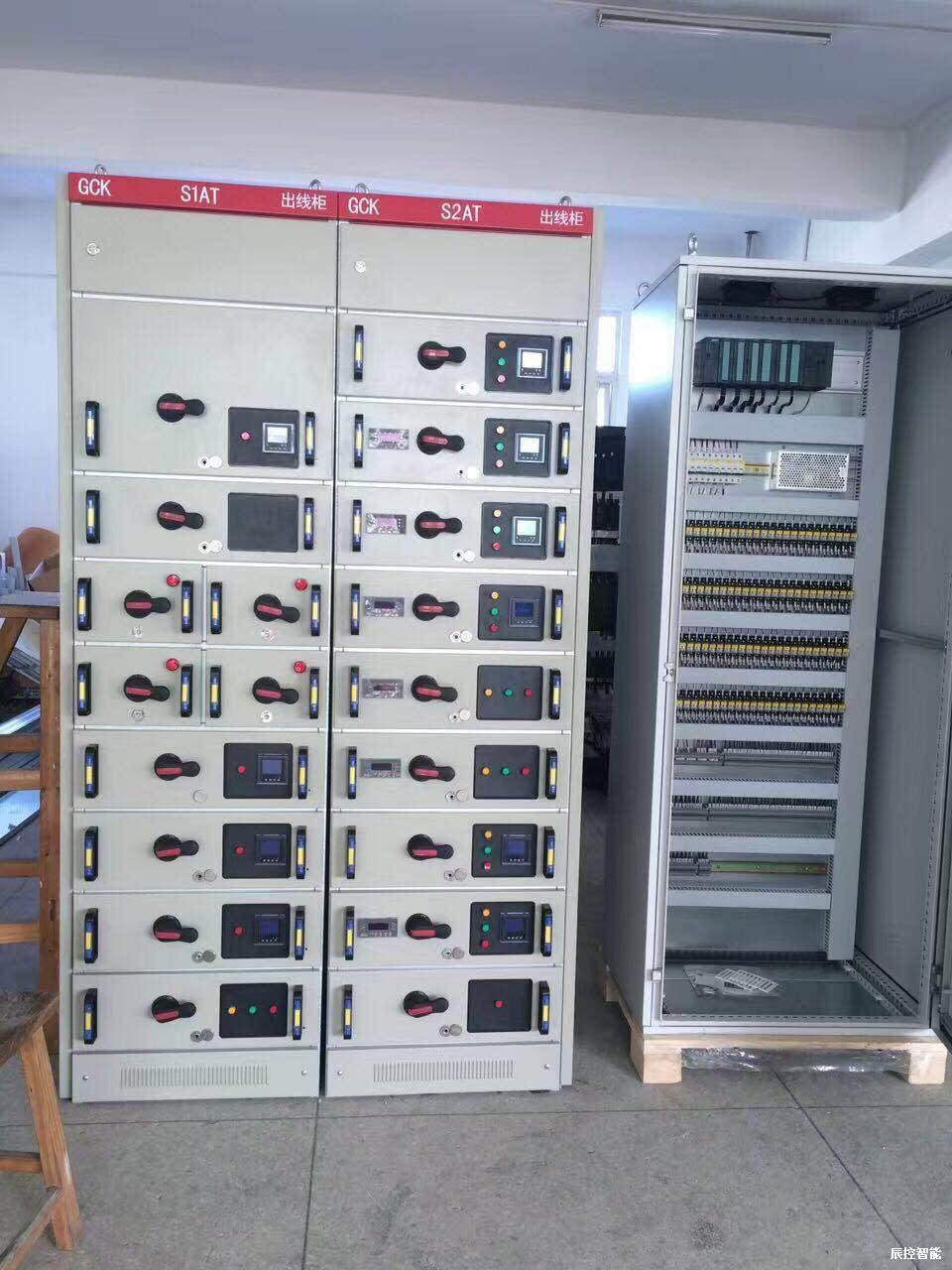 辰控智能300系列在某纸业集团有限公司混合线自动控制工程的应用